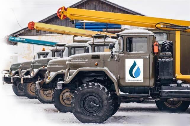sliders burenie 11 Обслуживание системы водоподготовки
